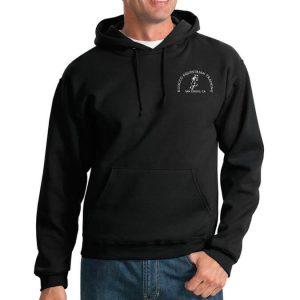 RET Logo Hoodie Black